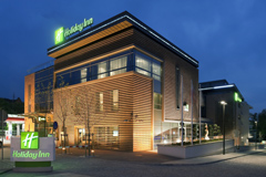 Hotel Holiday Inn in Bydgoszcz