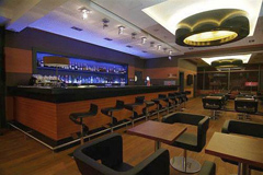 Bar im Hotel Holiday Inn in Bydgoszcz