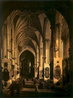 Die Johanniskathedrale in Warschau